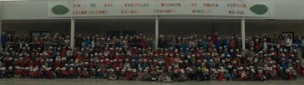 Día de las Escuelas Rurales de Tierra Estella/Lizarraldeko Landa Eremuko Eskolen Eguna