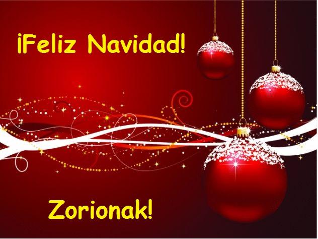Felicitación de Navidad Rurales